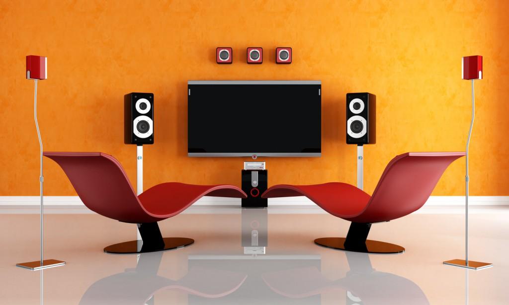 Maximaler Hör  Und Filmgenuss Im Wohnzimmer
