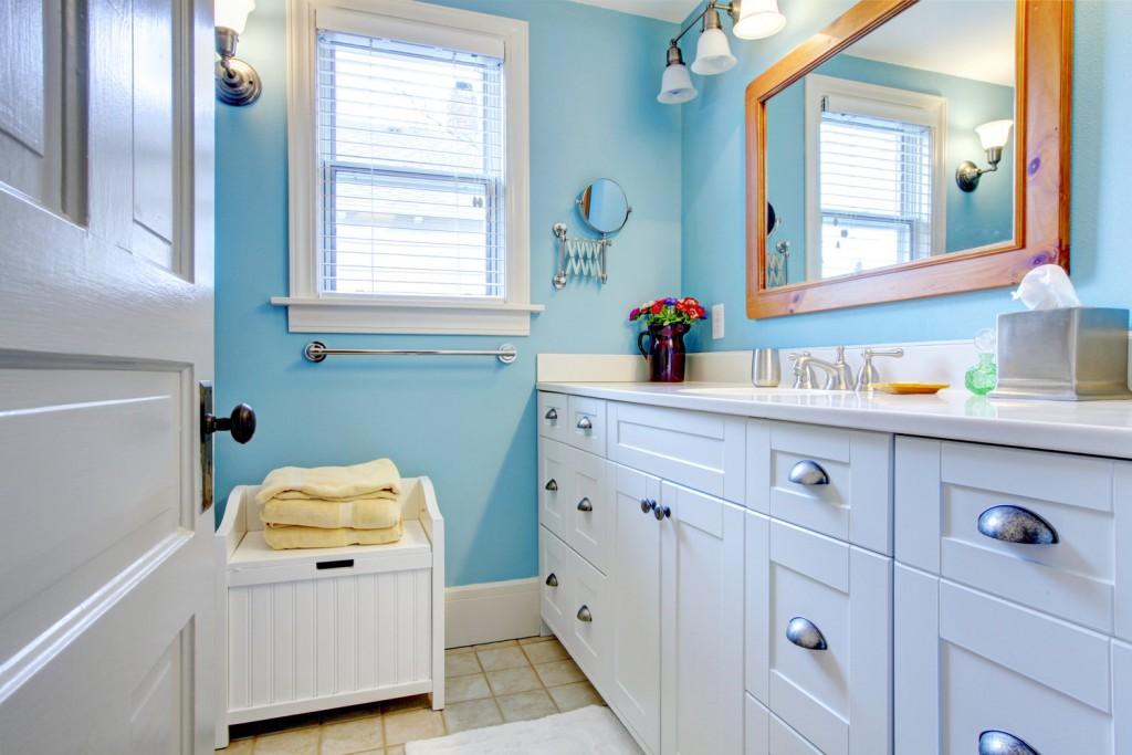 Das Badezimmer - Was braucht man? - Zuhause bei SAM®