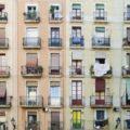 Sichtschutz auf Balkonen