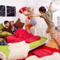 Schlafsofa oder Sofa-Bett: Was sind die Unterschiede?