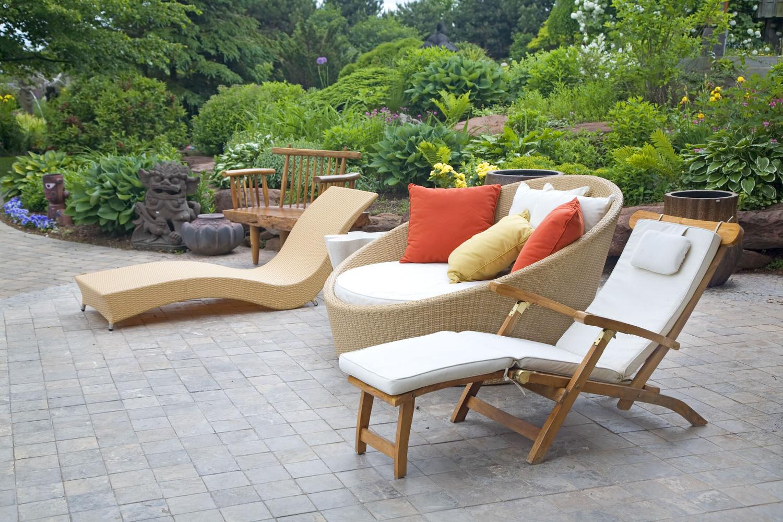 Gartenmöbel lieber gebraucht oder neu? - Zuhause bei SAM®
