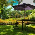 Pavillon, Markise, Sonnenschirm oder Pergola? Den besten Sonnenschutz finden