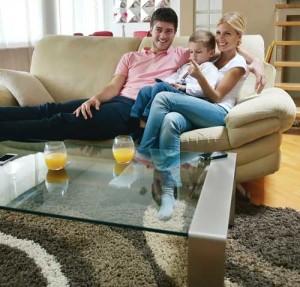 Das perfekte Sofa für die ganze Familie