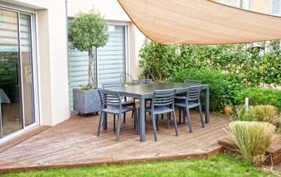 Pavillon, Markise, Sonnenschirm oder Pergola? - Zuhause bei SAM®