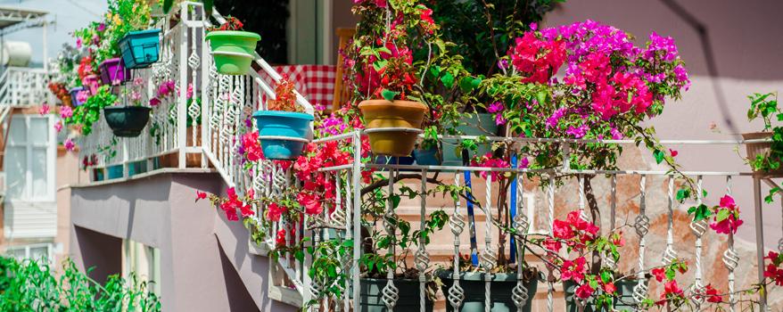Balkon günstig und pfiffig gestalten: tipps zur balkongestaltung ...