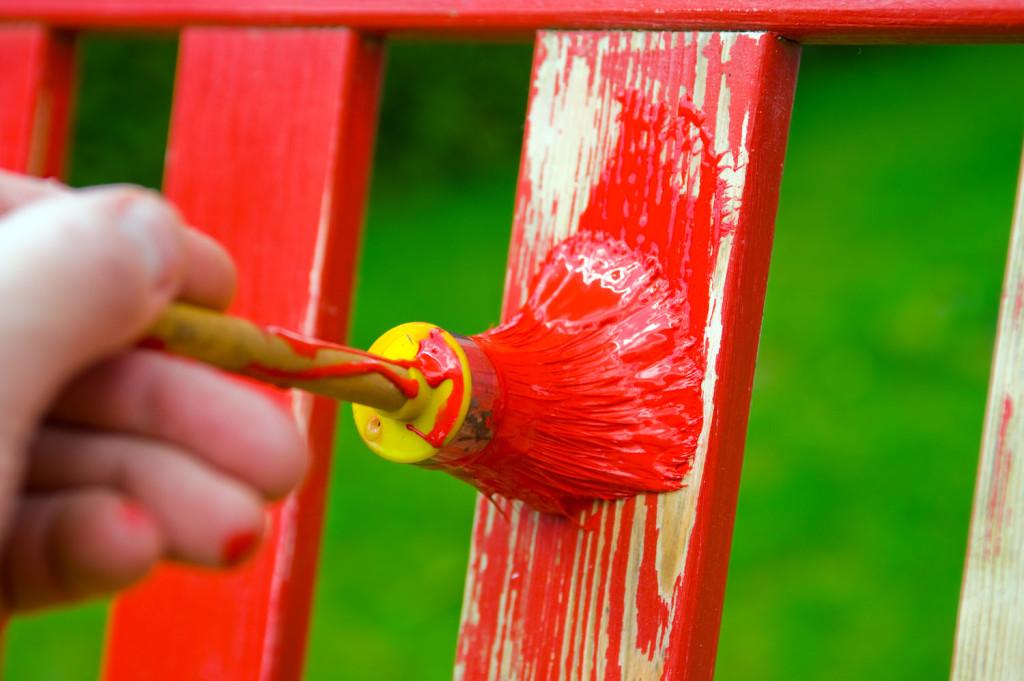 Garten Und Terrasse Gestalten - Mit Farbe Bitte! - Zuhause Bei Sam® Terrasse Aus Holz Gestalten Gemutlichen Ausenbereich