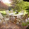 Gartenmöbel 2015 - Praktisch sollten sie sein
