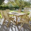 Einzelne Gartenstühle oder Gartenset? Wir geben Tipps zum Kauf!