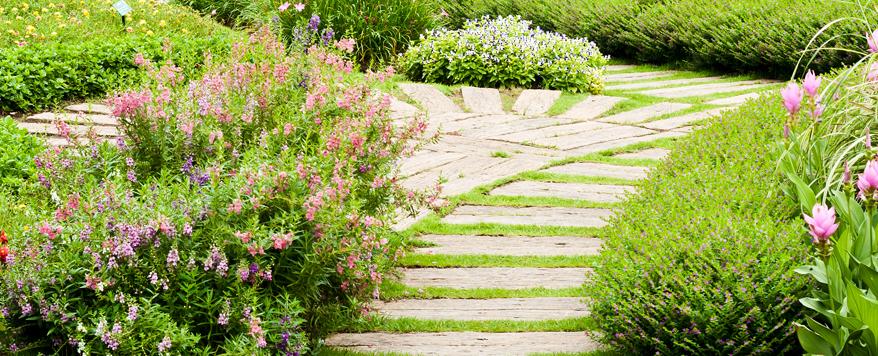 Gestaltungstricks: Den Garten in Räume einteilen - Zuhause bei SAM®