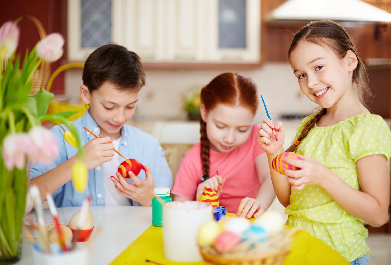 Ostern Basteln Mit Kindern Zuhause Bei Sam