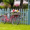 Garten-Blumentopf: Ideen zum Recyceln alter Gegenstände