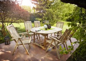 Gartenmöbel lieber gebraucht oder neu?