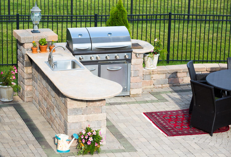 Outdoorküche Mit Gasgrill Kaufen : Alles für die moderne outdoorküche findest du bei bbq love