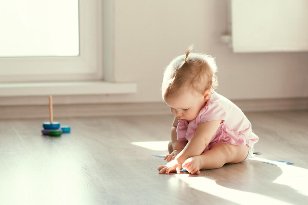 Kinderzimmer und Wohnung sicher gestalten