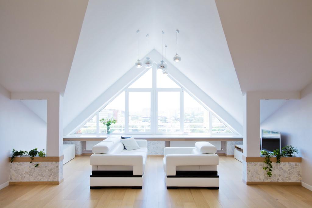 Ganz Schön Schräg: Wohnen Unterm Dach