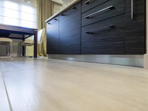 Welcher Fußboden für die Küche