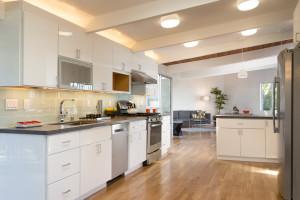 Offene Küche - Die Vor- und Nachteile