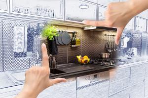 Küchenfront verschönern - so gehts