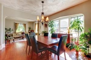 Das Wohn-Esszimmer – so richtet man es gemütlich ein