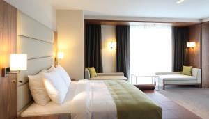 Kombiniertes Wohn-Schlafzimmer – Tipps und Tricks