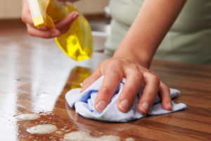 Welchen Reiniger für welche Oberfläche