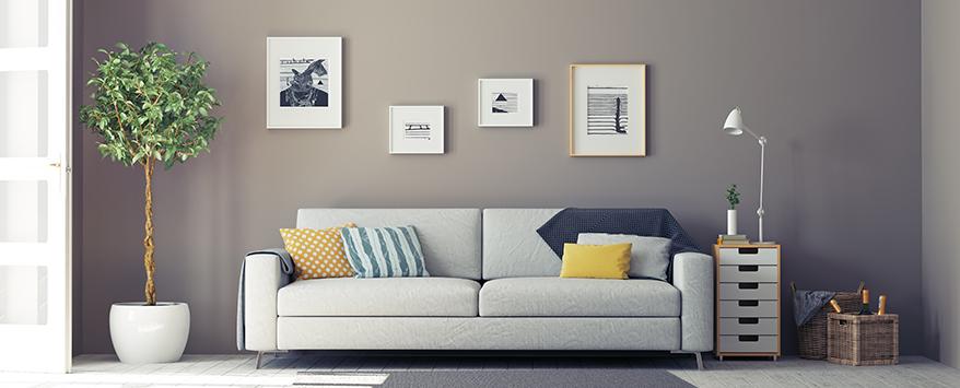 welche bilder passen in mein wohnzimmer? - zuhause bei sam®