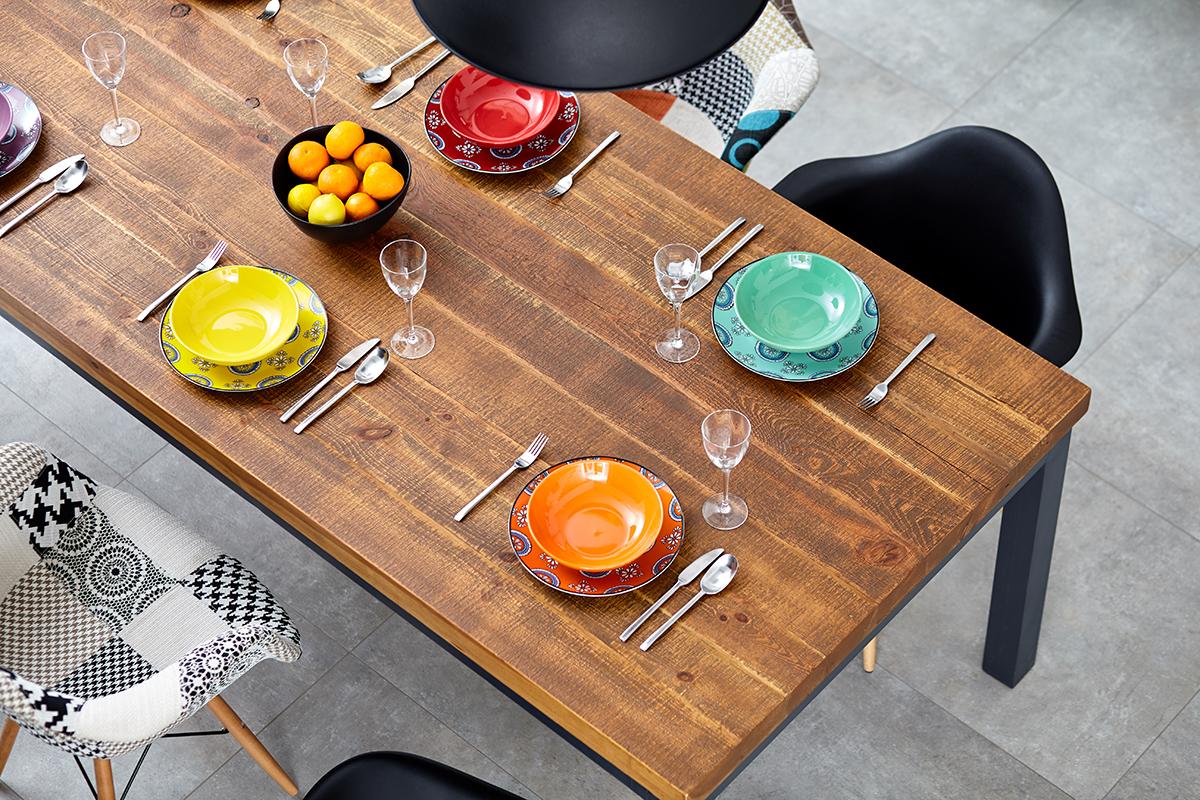 Essen mit der Familie: Ausziehtisch und andere praktische Dinge ...