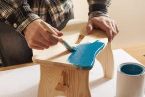 Serie DIY-Möbel - Praktischer Hocker