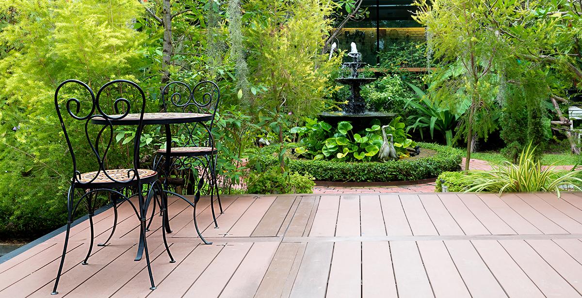 Bildquelle prasit rodphan for Terrassengarten gestalten
