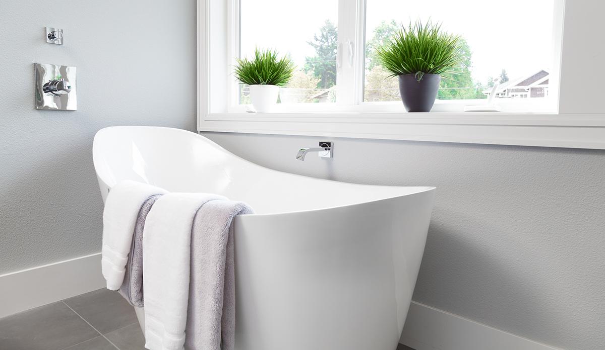 badezimmer: wanne oder dusche? - zuhause bei sam® - Badezimmer Dusche Badewanne