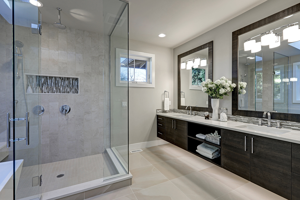 Schön Badezimmer Badewanne Foto Von Badezimmer: Wanne Oder Dusche?