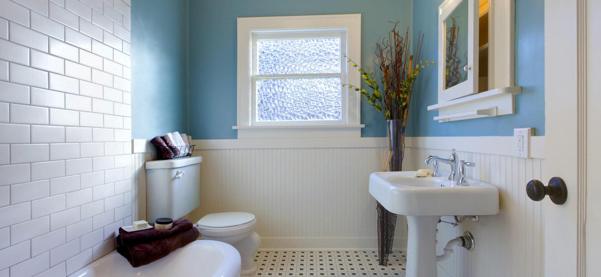 Vom Waschzuber zum modernen Badezimmer - Zuhause bei SAM®
