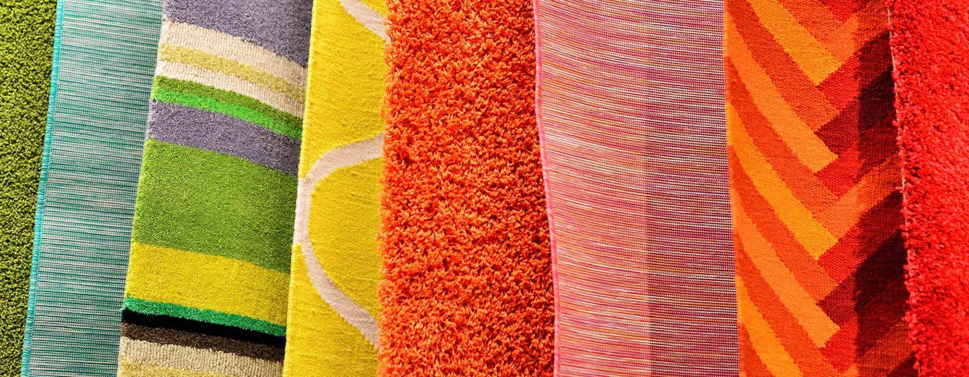 Aktuelle Trends: Teppiche