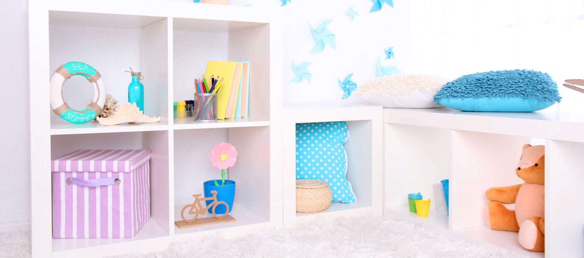 kleine zimmerrenovierung design stauraum kinderzimmer, stauraum im kinderzimmer - zuhause bei sam®, Innenarchitektur