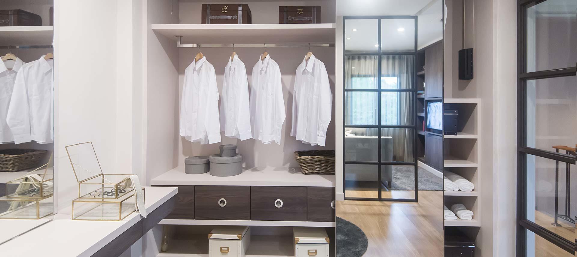 Praktische Ideen Fur Ihr Ankleidezimmer Zuhause Bei Sam