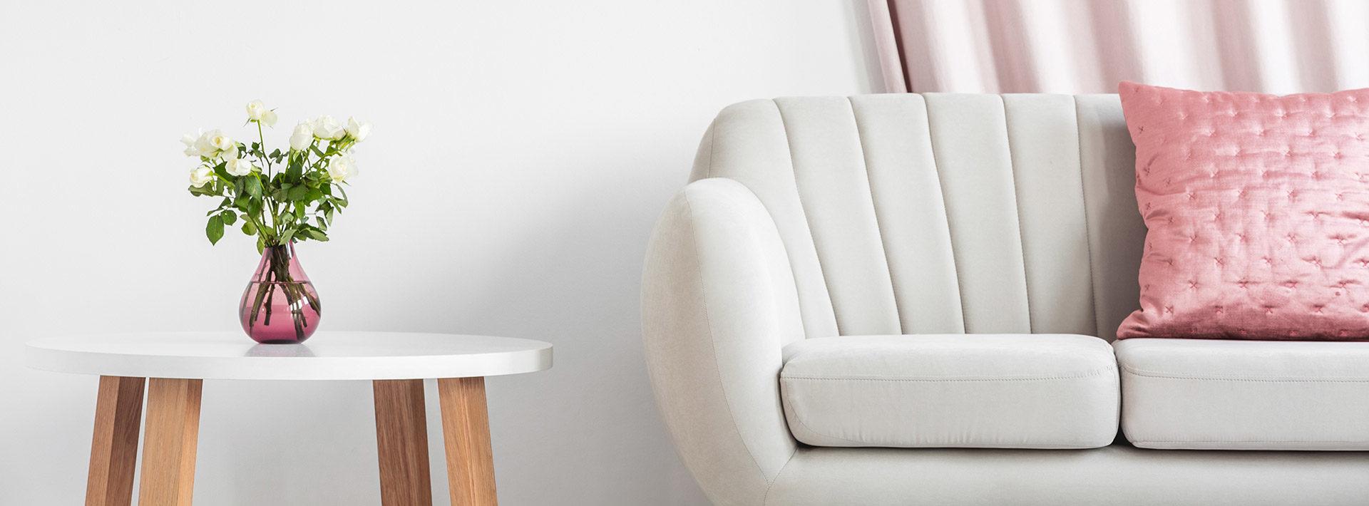 Die richtige Pflege deiner Polstermöbel - Zuhause bei SAM®