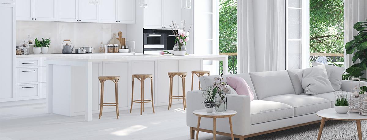 So gestalten Sie eine behagliche Wohnküche - Zuhause bei SAM®